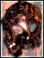 SteamPunk Mask by Karlthulhu