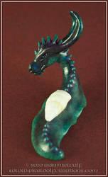 Dragon Snail : Senshi by EirewolfCreations