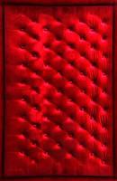 Red Padded Velvet rectangular by NIHIL-XIII