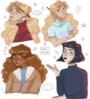 fav girls from harry potter by Guillermina10