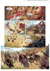 GADIRO, AMBASSADEUR DE LATLANTIDE T1 PAGE6 by FabianoNeves