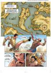 GADIRO, AMBASSADEUR DE LATLANTIDE T1 PAGE1 by FabianoNeves