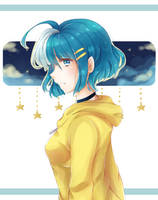 Fan Art for Aiyokou by Min-Jeungi