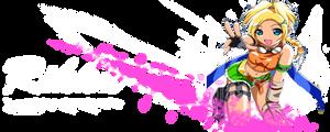 Rikku Banner by AinoWallen