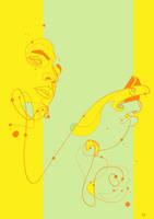 Cellph Portrait by rubenslp
