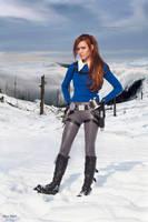 Tomb Raider: Legend by Elen-Mart