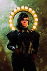 Deus Ex: Yelena by Elen-Mart
