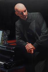 Portrait of Prof. Roman Trekel by guidokleinhans