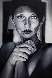 Portrait of Irada by guidokleinhans