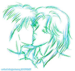 kiss by esda