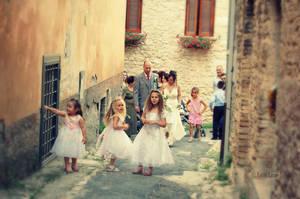Italian Wedding by LuizaLazar