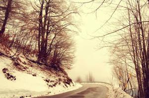 Empty Roads by LuizaLazar