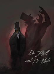 Jekyll and Hyde by InjurdNinja
