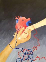 Tangled by ArtByJulia