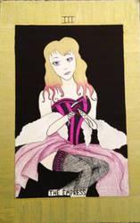 The Empress Tarot Card by ArtByJulia