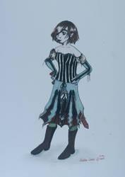 Character Sketch by nada-ari