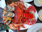 Seafood Platter 2 by ak1508