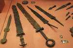 Ancient Weapons, British Museum by ak1508