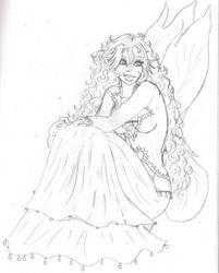 My fairy by Frights