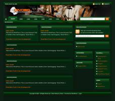 Poker WP theme by SinewS