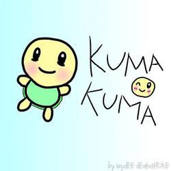 Kuma Kuma by Laydee-Deathstrike