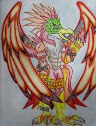 Garuda by Laydee-Deathstrike