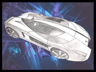 Lamborghini Concept-S by Laydee-Deathstrike