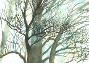 tree by ayjaja