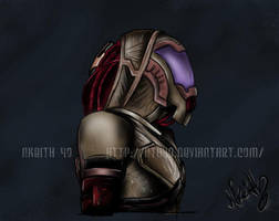 The Quarian by nth49