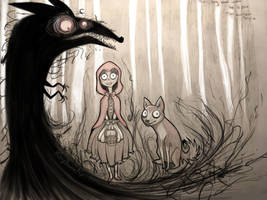 The Big Bad Wolf by SpicyBrownieMix