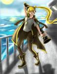 Neru Daydream-Cannoneer by CrisisNoi