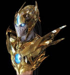 WIP Protoss Character by SgtHK