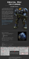 3ds Max Tutorial - Texturing by SgtHK