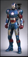 Iron Patriot by SgtHK