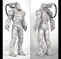 War Machine wires by SgtHK