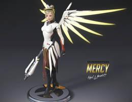 Overwatch - MERCY (3) by SgtHK