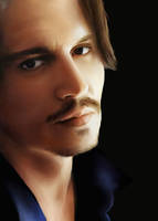 Johnny Depp by nakusta