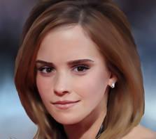 Emma Watson by nakusta