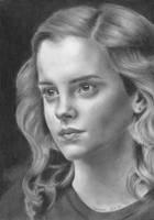 Hermione by nakusta