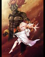 LOX: Of Glorious Fire by niolynn