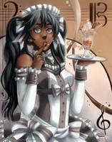 Holiday Cafe: Jadie by niolynn