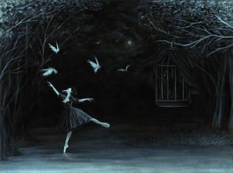 Dancing in the dark by tboersner