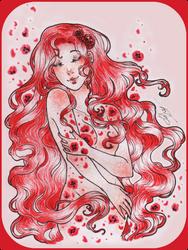 .:Poppies Maiden:. by ReijiNoHana