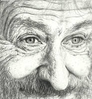old man by IsabelleMaria