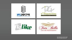 Logo by solo-designer