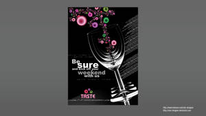 Menu Taste by solo-designer
