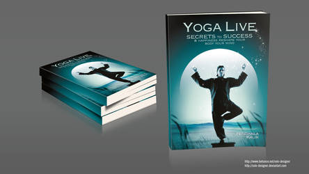 Book cover Yoga1 by solo-designer
