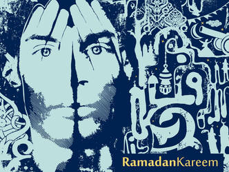 ramadan kareem by solo-designer