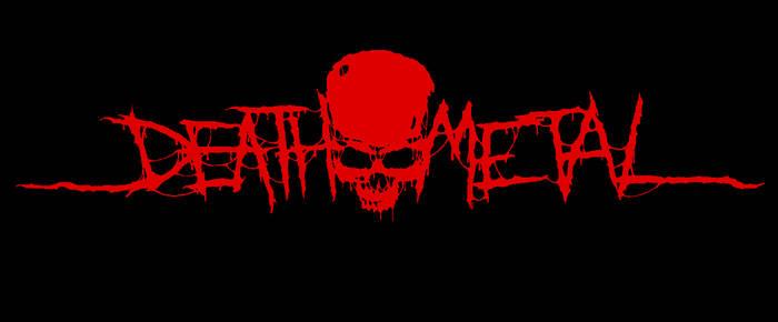 Death Metal - logo by Tonito292