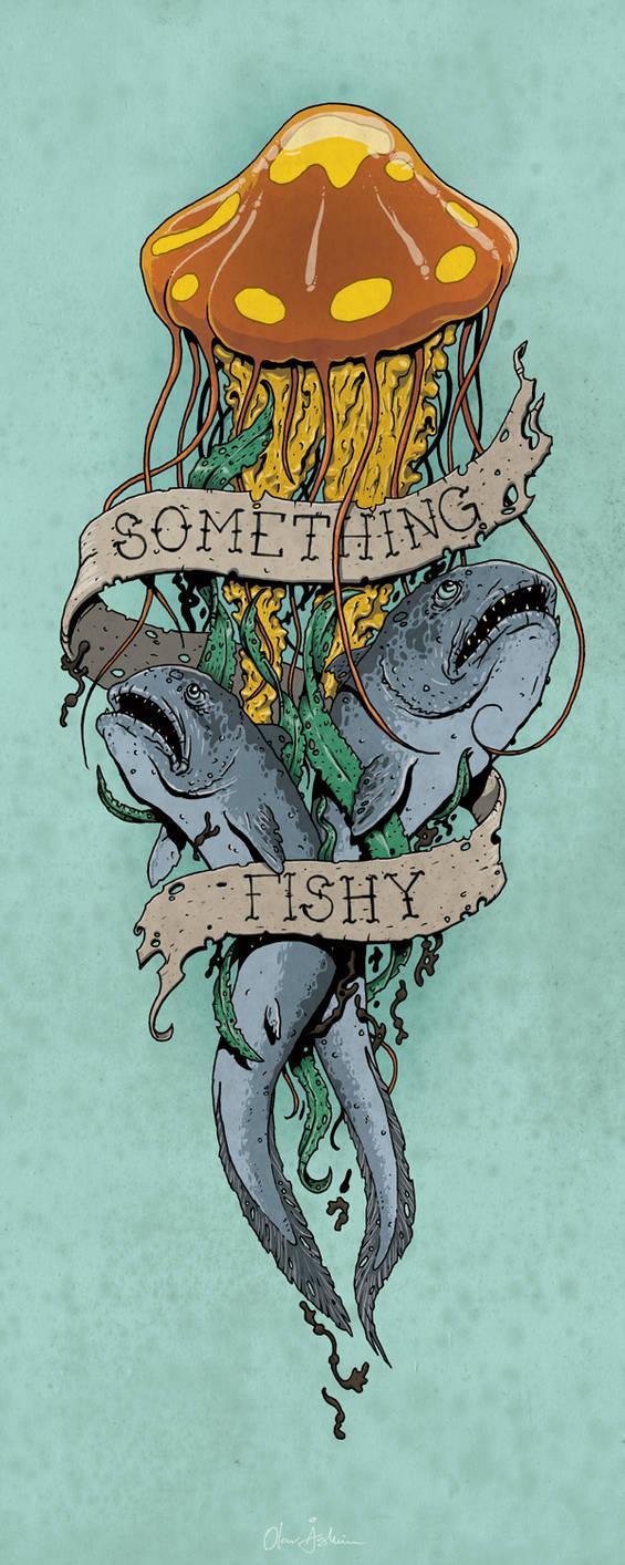Something Fishy by Tonito292